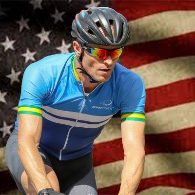 Dave McKenzie\'s Virtual Race Across America